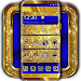 Download Cobalt and Gold Launcher Theme 1.1.5 APK