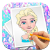Download Coloring Book For Barbie 1.0 APK