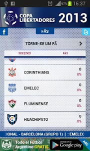 Download Copa Libertadores 2013 1.5 APK