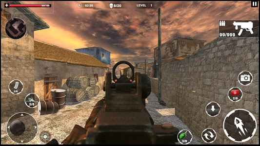 Download Counter Terrorist fray 1.2 APK