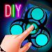 Download Craft Neon Fidget Spinner DIY 1.0 APK