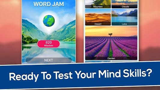 screenshot of Crossword Jam version 1.114.0