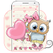 Download Cute Cartoon Owl Theme 1.1.7 APK