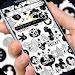 Download Cute Mouse Black & White Graffiti Theme 3d 1.1.3 APK