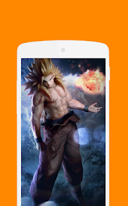 Download DBZ FanART Wallpaper HD 3.0.0.1 APK