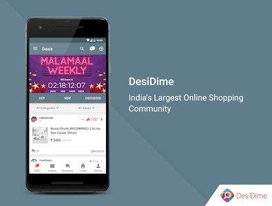 Download DesiDime - Online Deals & Coupons 3.1.3 APK