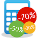 Download Discount Calculator 3.1.0 APK