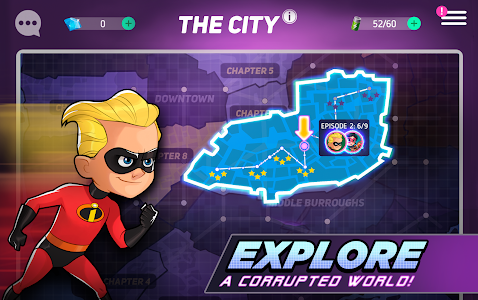 Download Disney Heroes: Battle Mode 1.4.1 APK