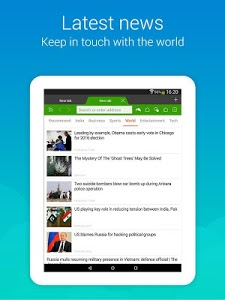 Download Dolphin Browser Express: News 11.5.08 APK