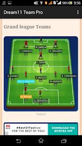 Download Dream11 Pro Team 1.1 APK