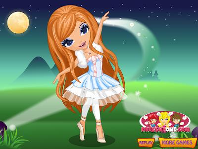 Download Dress Up Games - Ballet Dancer 1.0.7 APK