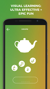 Download Drops: Learn Arabic language and alphabet for free 29.6 APK