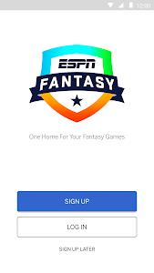 Download ESPN Fantasy Sports 5.4.0 APK