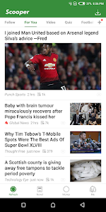 Download Scooper - Trending News, Videos and Latest Sports V3.4.22 APK