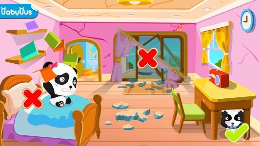 Download Little Panda Earthquake Safety 8.25.10.00 APK