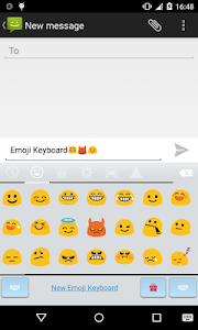 Download Emoji Keyboard-Sugar Square 1.1 APK