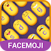 Download Emoji Keyboard Theme With Cute Emotions For Girls v3.0 APK
