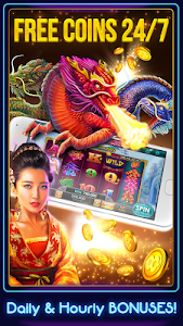 screenshot of Empire 88 Slots version 1.23.0