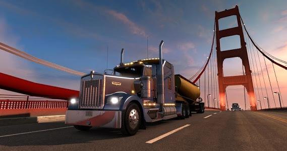 Download Euro Truck Driver 2 Hard 1 1 Apk Downloadapk Net