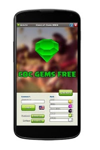 Download FREE COC GEMS :CLAN COINS&GEMS 6.8 APK