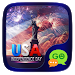 Download (FREE) GO SMS USA INDEPENDENCE DAY THEME 1.1 APK