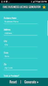 Download Fake Business License Maker 3 APK