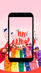 screenshot of Fan Art Wallpaper of BTS version 1.0
