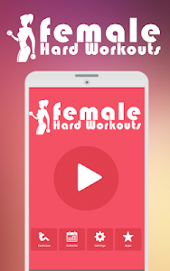 Download Female Hard Workouts ( home fitness ) 1.82 APK