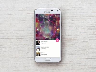 screenshot of FiIdo Music version 4.3.3