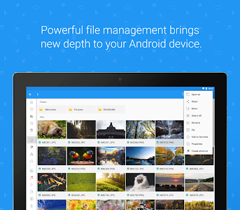 screenshot of File Commander - File Manager/Explorer version Varies with device