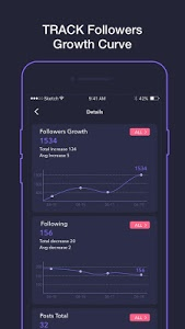 Download Unfollowers & Followers Insights for Instagram 1.1.2 APK