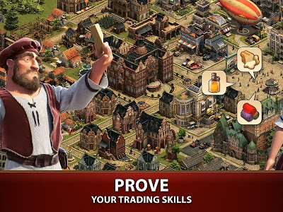 Download Forge of Empires 1.136.3 APK