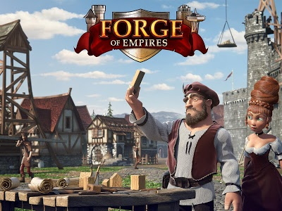 screenshot of Forge of Empires version 1.95.1