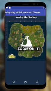 screenshot of Fortnite Map With Llamas and Chests version 9.0