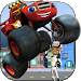 Download Free Blaze Monster Machine 4x4 Racing Rush 1.6 APK