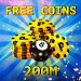 Download Free Coins For 8 Ball Pool : Joke 4.0 APK