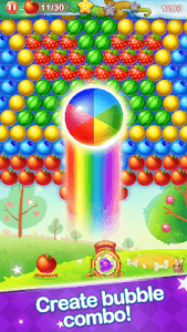 screenshot of Bubble Fruit version 1.0.4