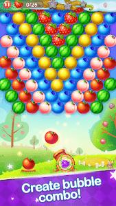 screenshot of Bubble Fruit version 2.0.4