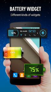 Download GO Battery Saver&Power Widget 5.9.0 APK