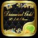 Download GO SMS DIAMOND GOLD THEME 9.60.1 APK