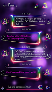 Download GO SMS IMUSIC THEME 1.0 APK