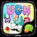Download GO SMS PRO UGH THEME 1.0.61 APK
