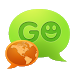 Download GO SMS Pro French language pac 2.7 APK