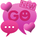 Download Theme Hearts for GO SMS Pro 3.0 APK