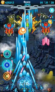 screenshot of Galaxy Wars - Space Shooter version 1.0.3