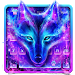 Download Galaxy Wolf Keyboard Theme 10001009 APK