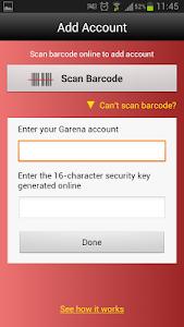 Download Garena Authenticator 1.2 APK