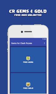 Download Gems Cheats For Clash Royale 1.0 APK