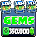 Download Gems & Chest for Clash Royale New 2.5 APK