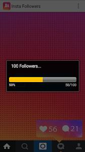 Download Get Insta Followers simulator 1.0 APK